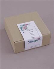 Personalised Happy Soul Sally Williams Nougat Box