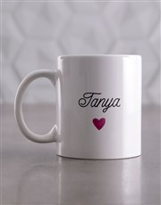 Personalised Say I Do Mug & Coaster Set
