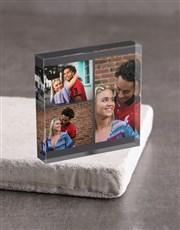 Personalised Blank Multi Acrylic Block