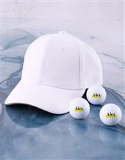 Personalised Highlight Golf Balls
