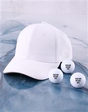 Personalised Message Golf Balls