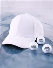 Personalised Better Golfer Golf Balls