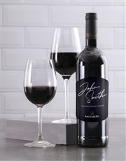 Personalised Signature Backsberg Wine