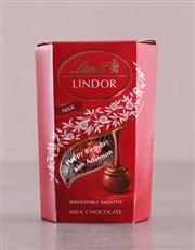 Personalised Happy Birthday Lindt Cornet Box