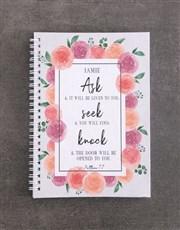 Personalised Seek and Find Mug and Notebook