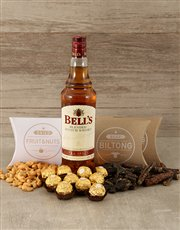 This gift box contains local favourites such as Be