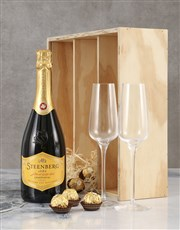 Steenberg Chardonnay MCC Crate