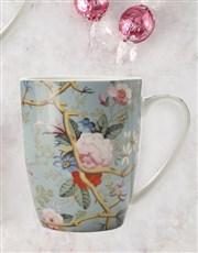 Maxwell And Williams Summer Blossom Mug Set
