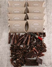 The ultimate biltong gift box you will ever expect