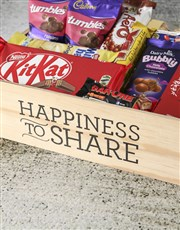 Share in the happinessand spoil friends and family
