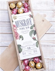 Musgrave Pink Gin Crate