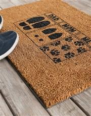 Pet Mom Doormat
