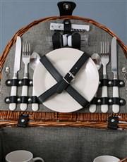 Snackers Riviera Picnic Basket