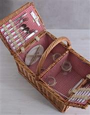 La Motte 4 Person Picnic Basket