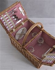 Snackers 4 Person Picnic Basket