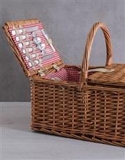 Pongracz 4 Person Picnic Basket