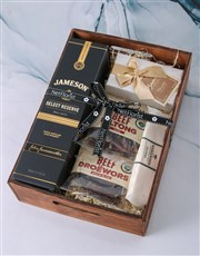 Jameson Select Reserve Gourmet Crate