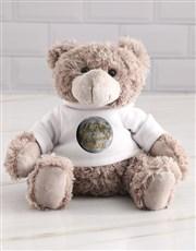 Moon Teddy in a Tin