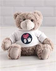 My Boo Teddy in a Tin