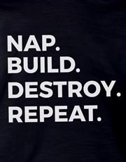 Destroyer Kids T Shirt