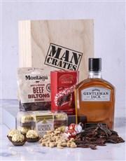 Gentleman Variety Man Crate