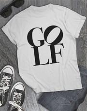 Plain And Simple Golf Shirt