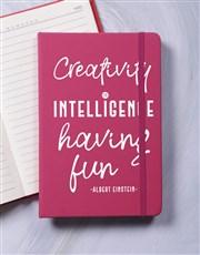 Creativity A5 Notebook