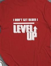 I Level up Gaming Tshirt