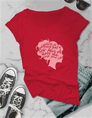 Shoes Can Change Your Life Ladies T-Shirt