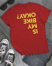 Is My Bike Okat T Shirt