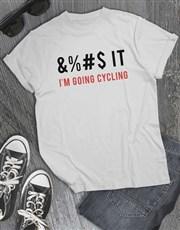 Im Going Cycling T Shirt