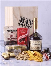 Hennessy VS Man Crate