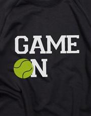 Game On Tennis Ladies Sweatshirt