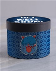 Get Well Monster Chocolate Box