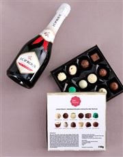 JC Le Roux and Truffle Box