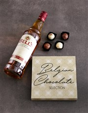 Bells and Truffle Box