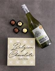 White Wine & Truffle Box