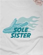 Sole Sister Ladies T Shirt