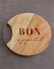 Bon Appetit Round Chopping Board