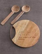 Kitchen Round Chopping Board