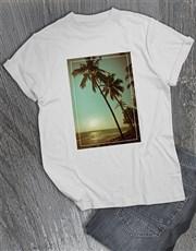 Beach Sunset T Shirt