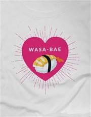 Wasa bae Ladies T Shirt