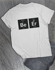 Beer Table Of Elements T-Shirt