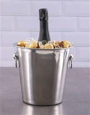 Backsberg Brut Ice Bucket Gift