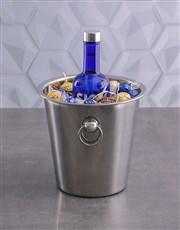 Skyy Vodka Ice Bucket Gift
