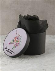 Floral Unicorn Sweet Hat Box