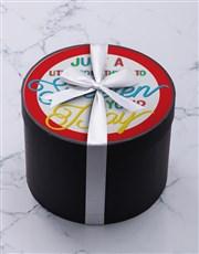 Sweeten Your Day Sweet Hat Box