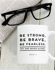 Never Alone Mug