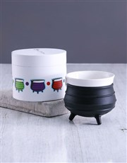 Black Potjie Pot And Gourmet Gift