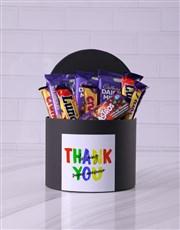 Thank You Bag of Chocolate Treats